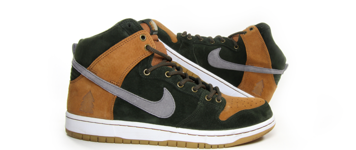 Dunk SB High – Homegrown